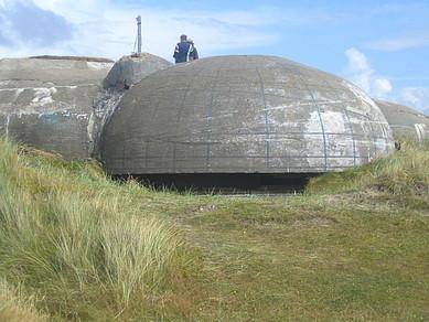 Bunker Atlantikwall Karte.Der Atlantikwall Bunker Auf Fano